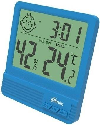 Термогигрометр Ritmix CAT-052