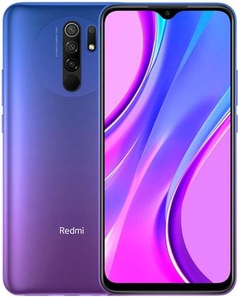 Смартфон Xiaomi Redmi 9 4GB/64GB международная версия с NFC (фиолетовый)
