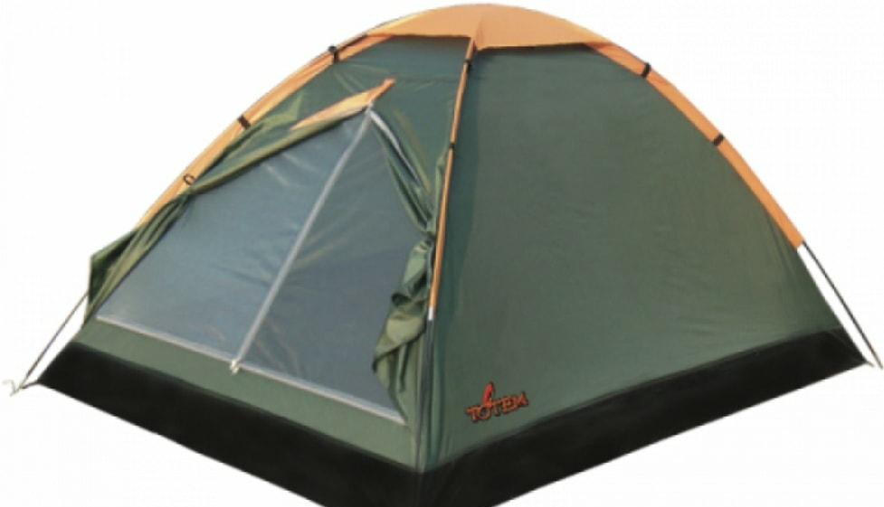 Треккинговая палатка Totem Summer 3 (V2)