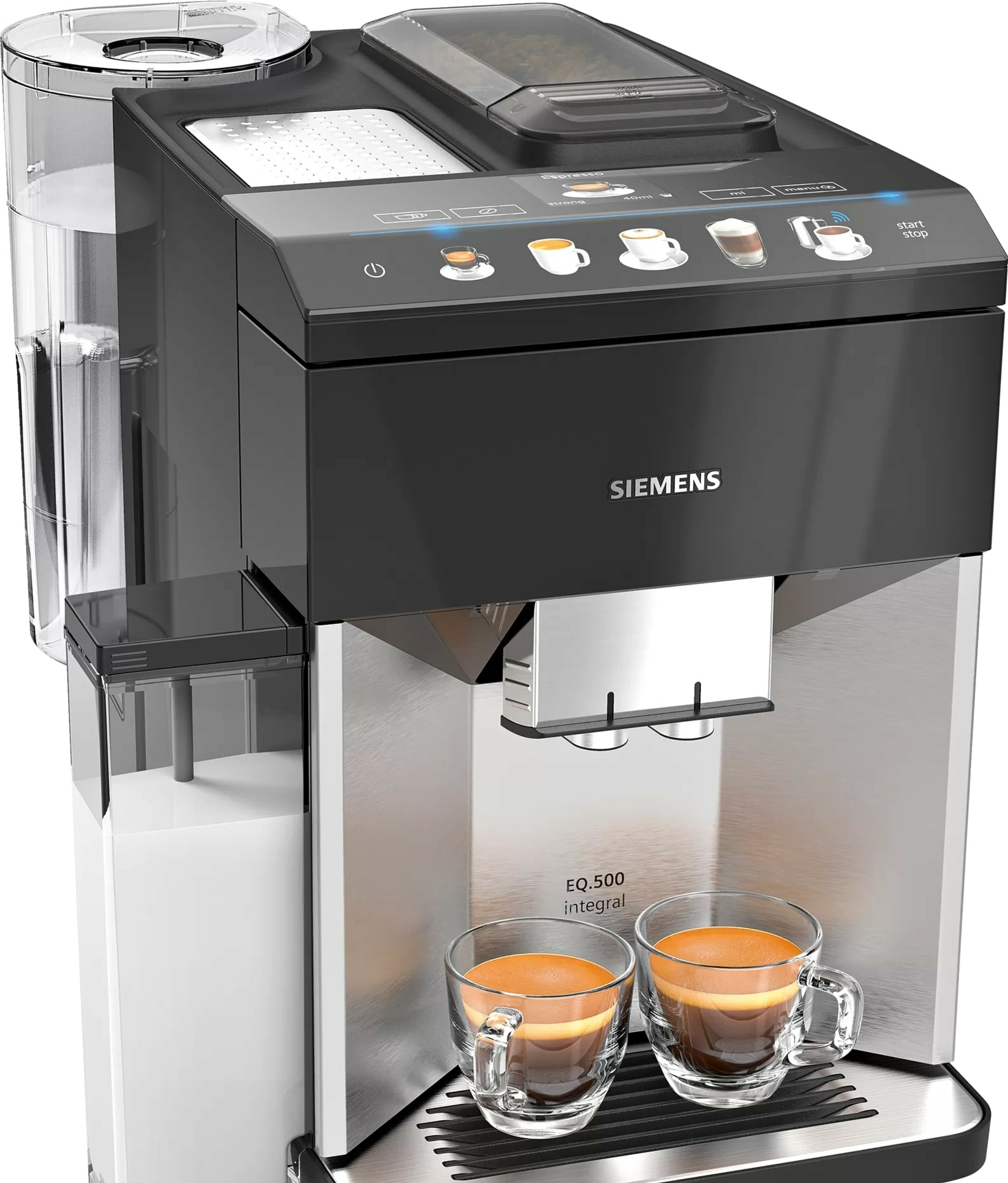 Эспрессо кофемашина Siemens EQ.500 Integral TQ507RX3
