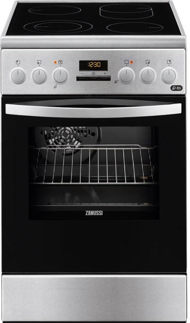 Кухонная плита Zanussi ZCV9553G1X