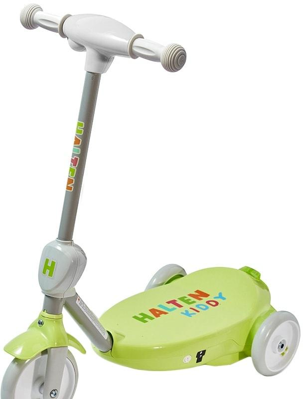 Электросамокат Halten Kiddy (зеленый)
