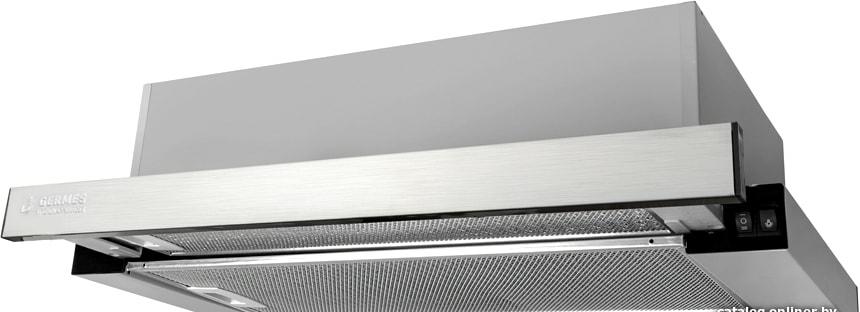 Кухонная вытяжка Germes Elva 60 (нержавеющая сталь)