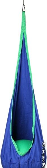 Кресло-гамак Indigo IN184 (синий/зеленый)