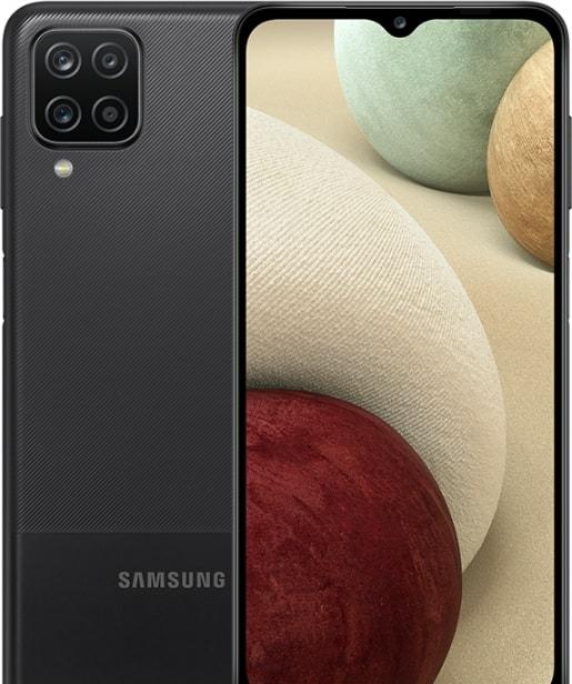 Смартфон Samsung Galaxy A12 SM-A125F 4GB/128GB (черный)
