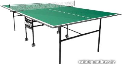 Теннисный стол Wips Roller Outdoor (зеленый)