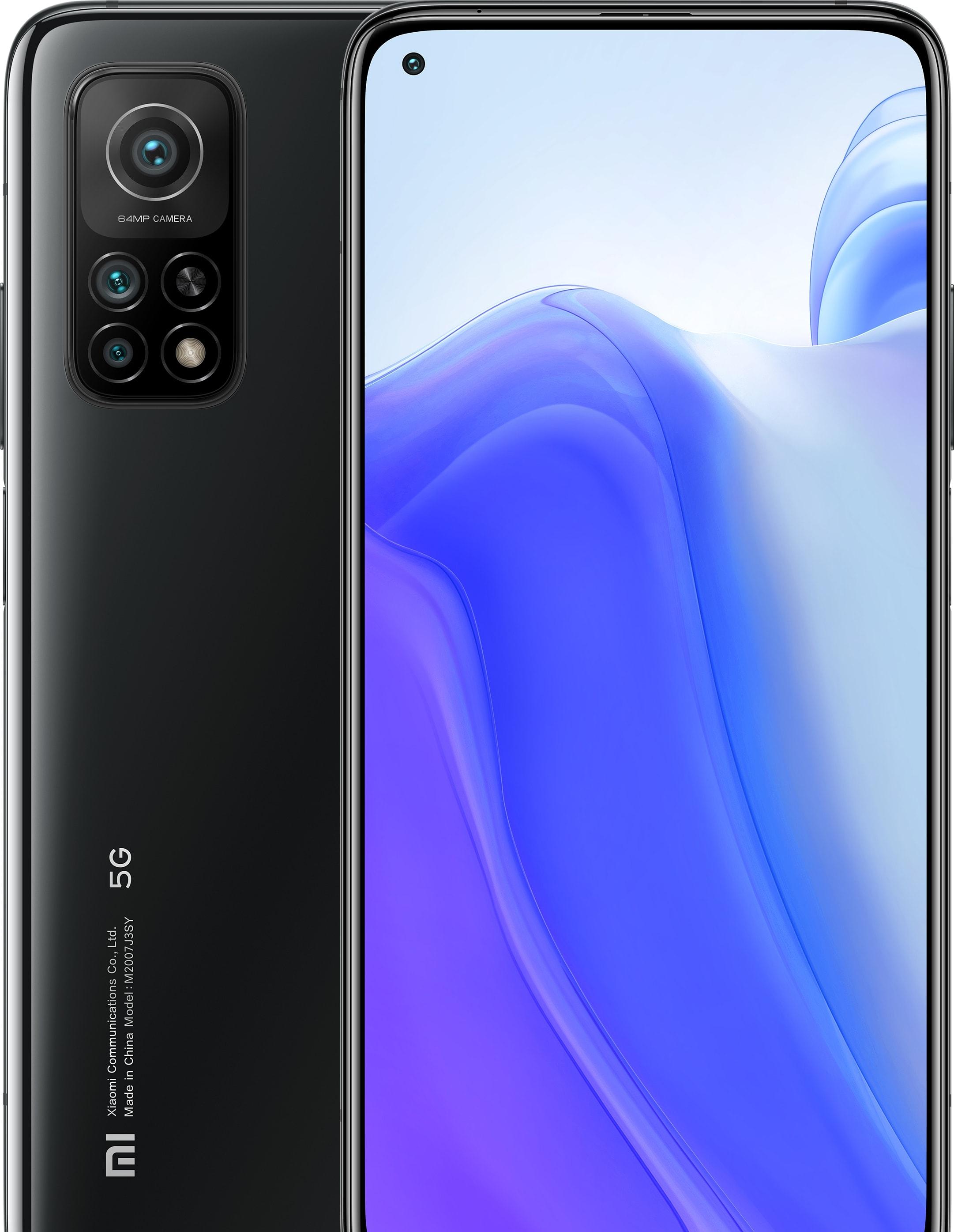 Смартфон Xiaomi Mi 10T 8GB/128GB международная версия (черный)