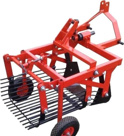 Навесное оборудование для садовой техники Агромоторсервис КПК-МТ