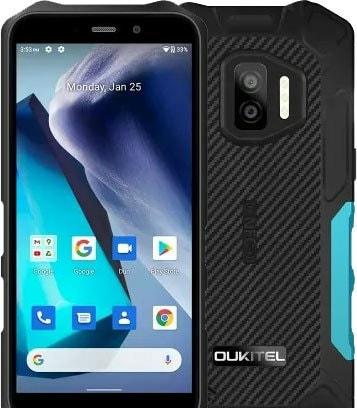 Смартфон Oukitel WP12 Pro (голубой)