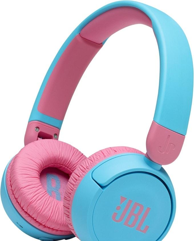 Наушники JBL JR310BT (голубой/розовый)
