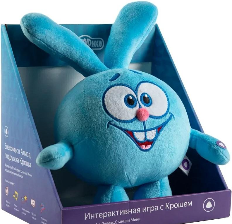 Интерактивная игрушка Яндекс Смешарики Крош