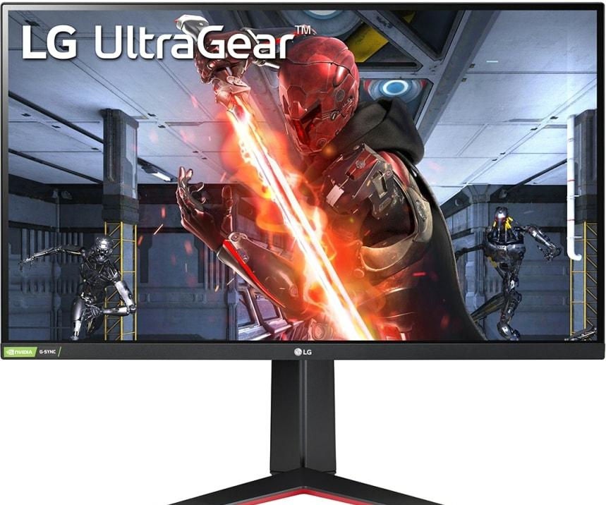 Монитор LG UltraGear 27GN650-B
