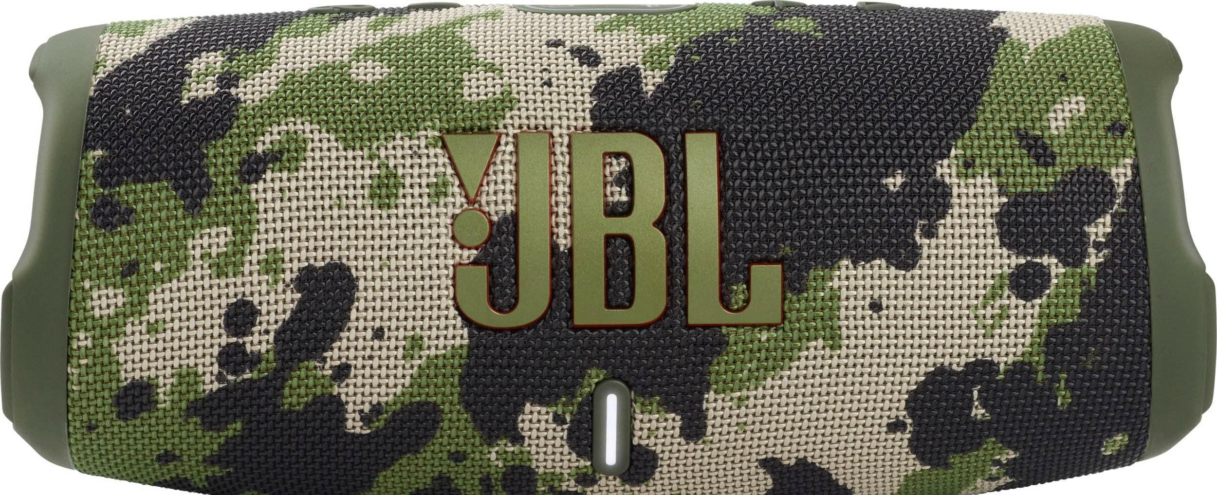 Беспроводная колонка JBL Charge 5 (камуфляж)