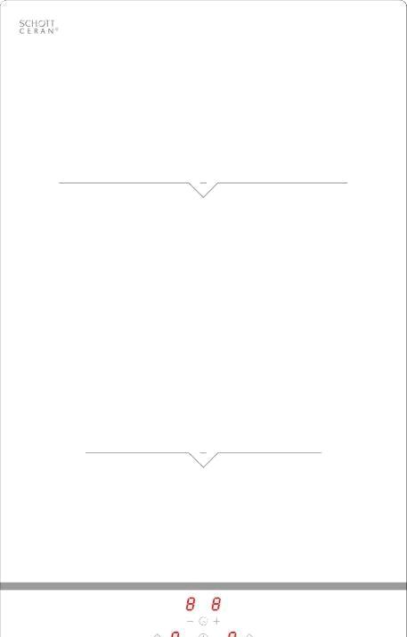 Варочная панель MAUNFELD MVI31.2HZ.2BT-WH