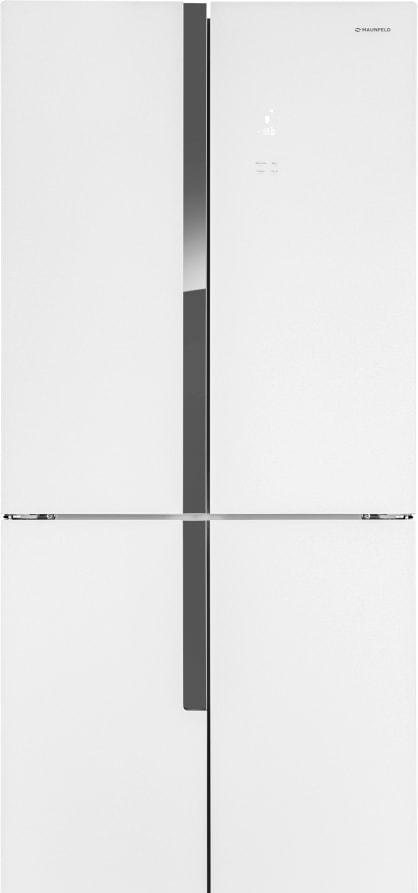 Четырёхдверный холодильник MAUNFELD MFF181NFW