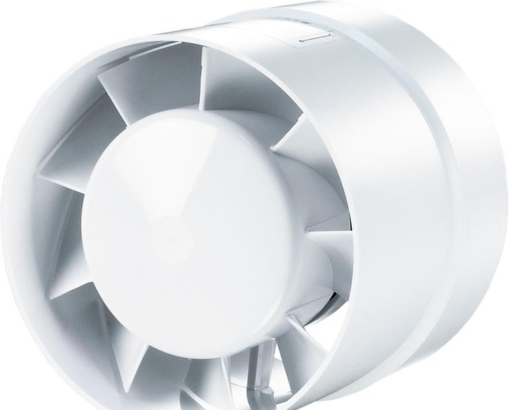 Осевой вентилятор Vents 150 ВКО