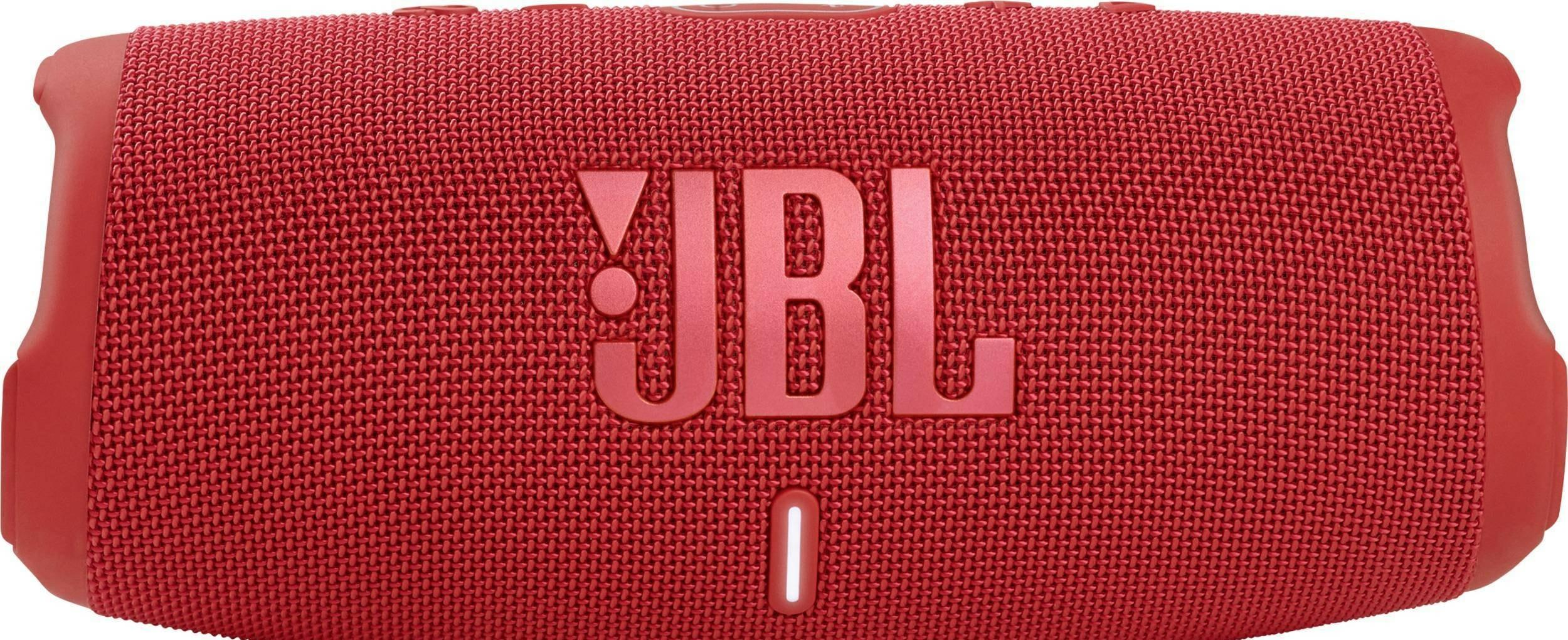 Беспроводная колонка JBL Charge 5 (красный)
