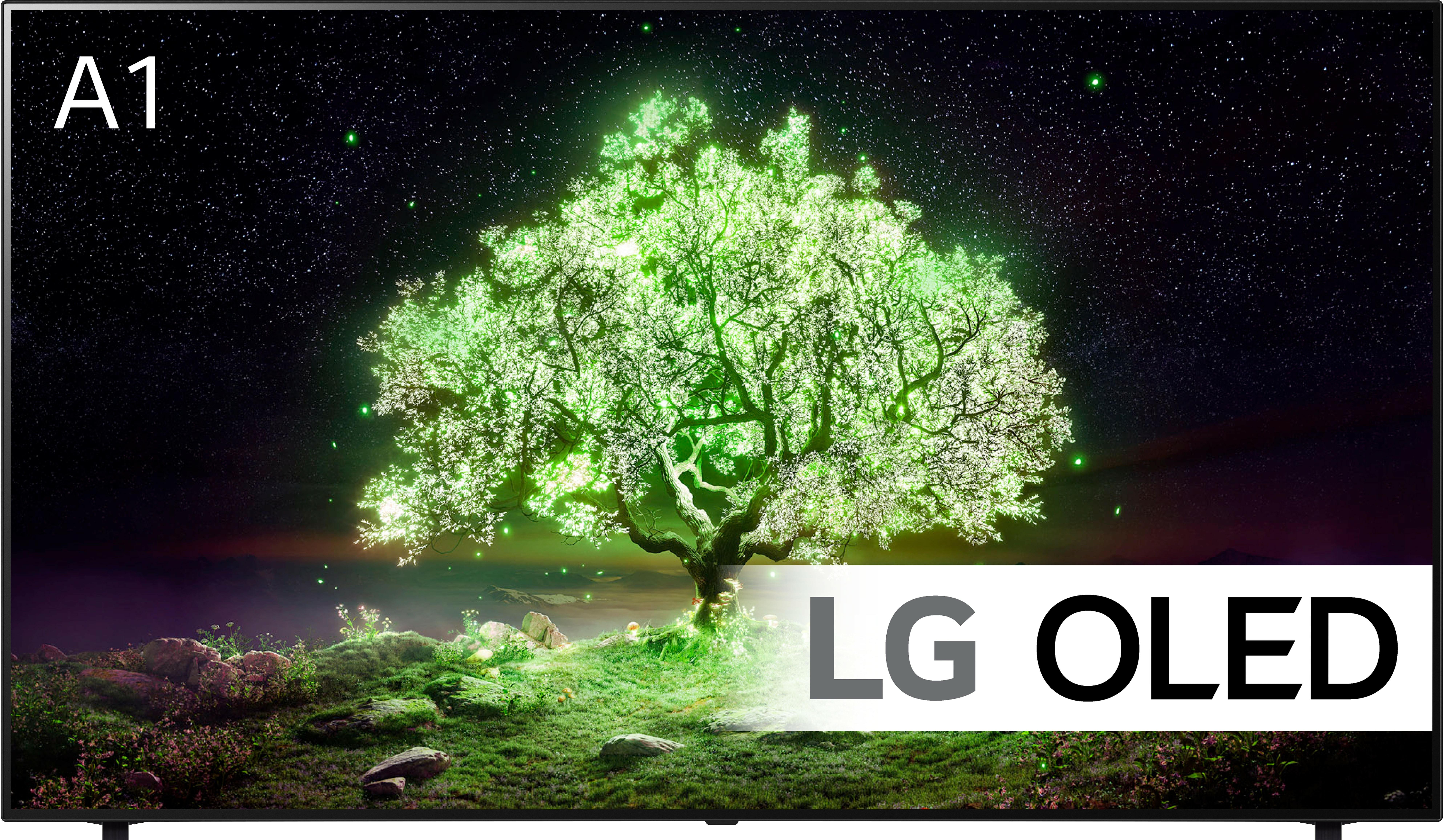 OLED телевизор LG OLED48A1RLA