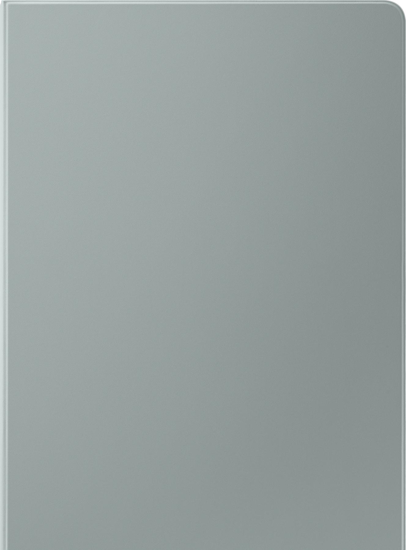 Чехол для планшета Samsung Book Cover для Samsung Galaxy Tab S7+/S7 FE (светло-зеленый)