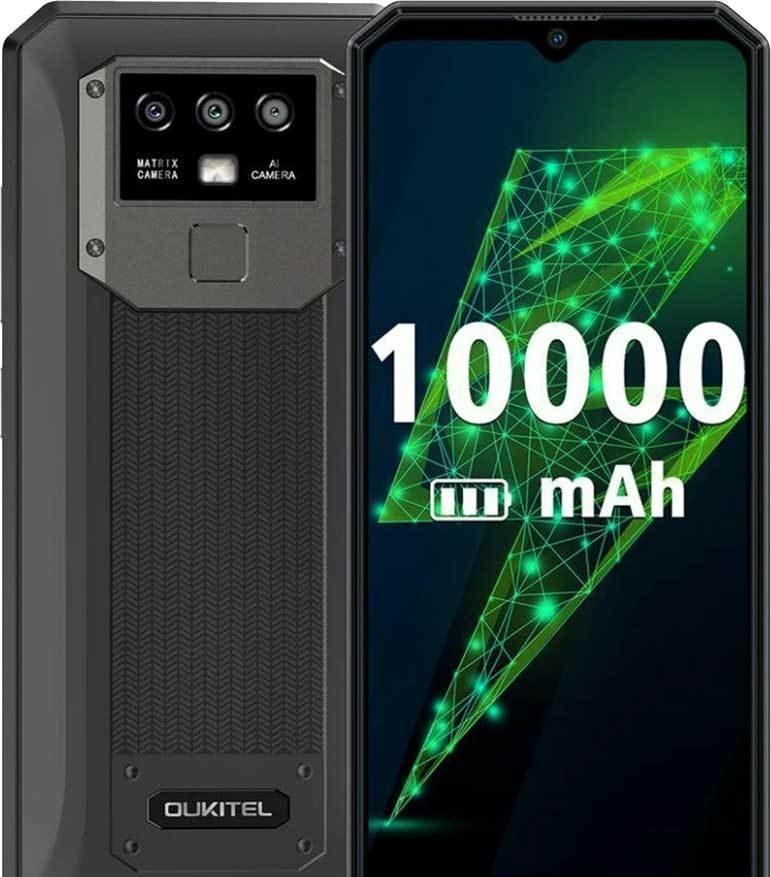 Смартфон Oukitel K15 Plus (черный)