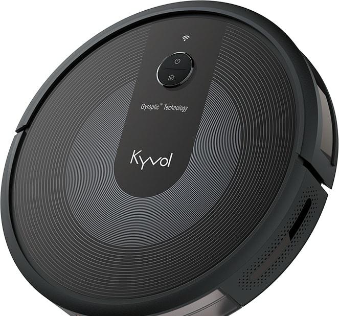 Робот-пылесос Kyvol Cybovac E30 (черный)