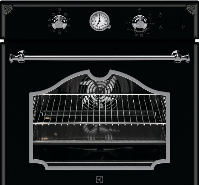 Электрический духовой шкаф Electrolux OPEB2640B