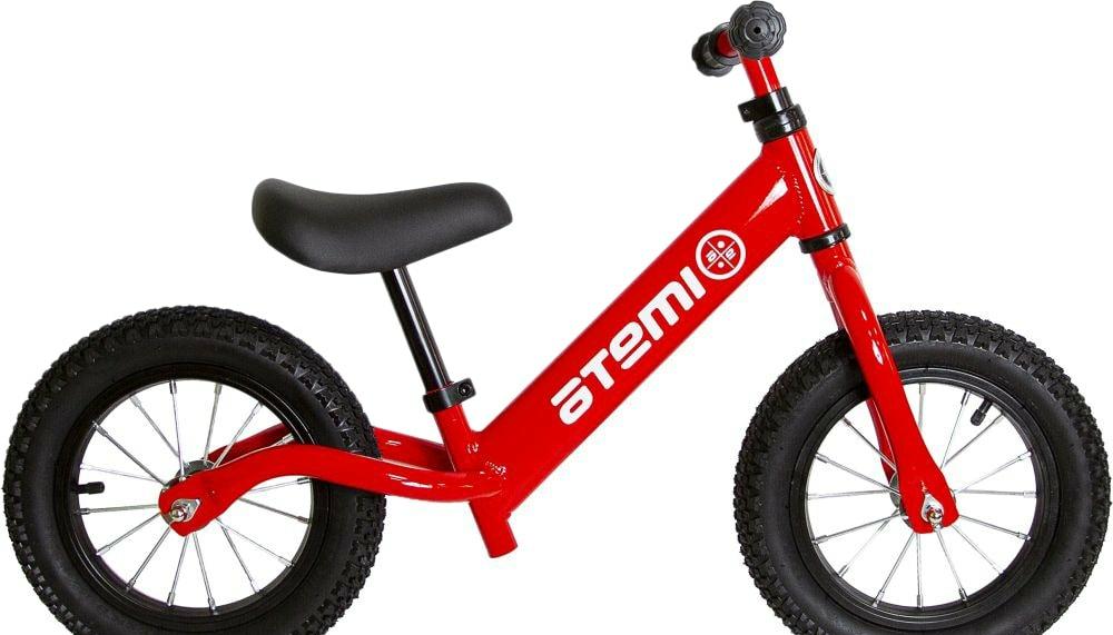 Беговел Atemi Turbo ABBK01A (красный)