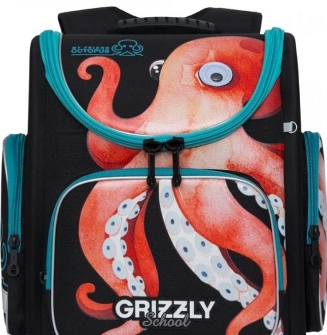 Рюкзак Grizzly RAr-081-11 (осьминог)