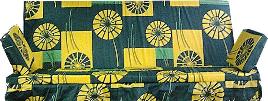Сиденье Olsa для садовых качелей Люкс-2 с588