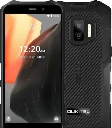 Смартфон Oukitel WP12 Pro (черный)