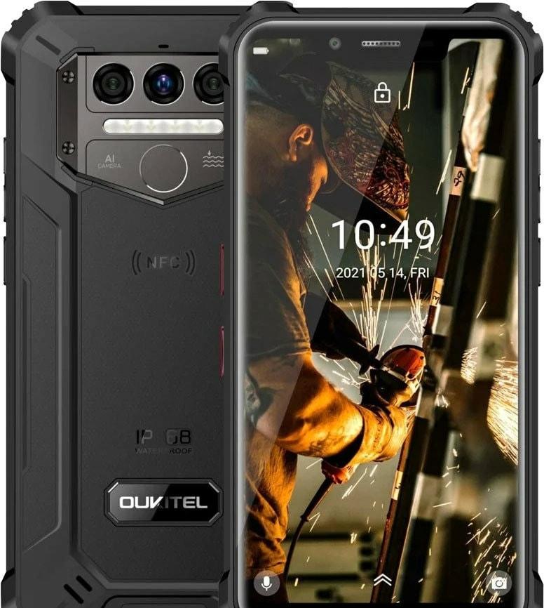 Смартфон Oukitel WP9 (черный)