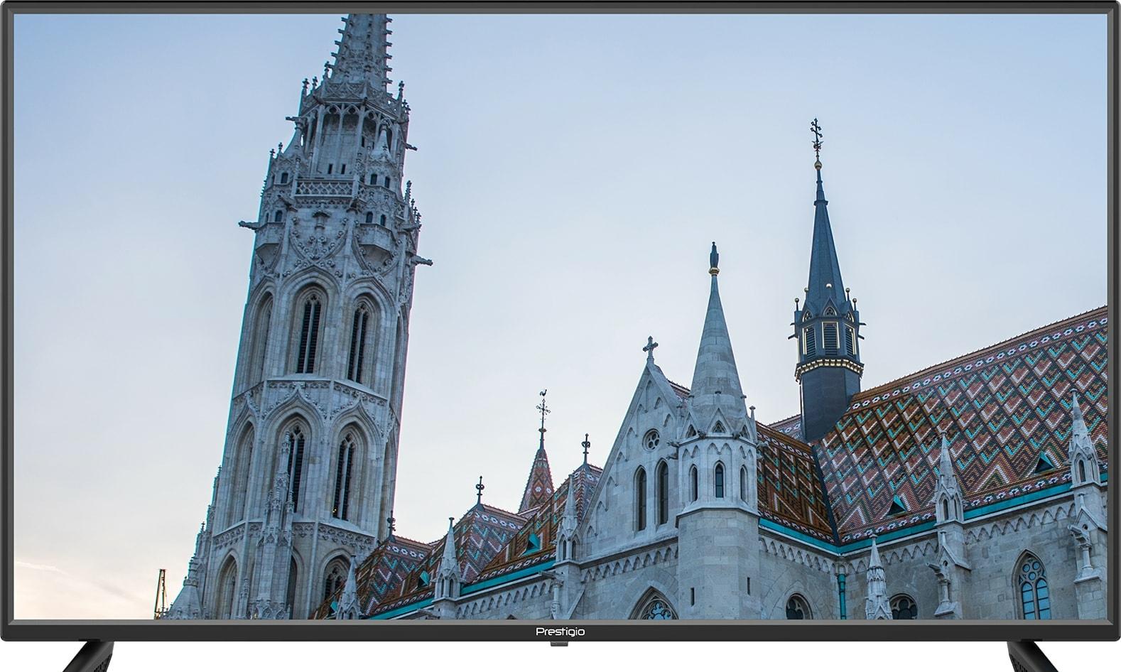 ЖК-телевизор Prestigio PTV40SS04Z (черный)