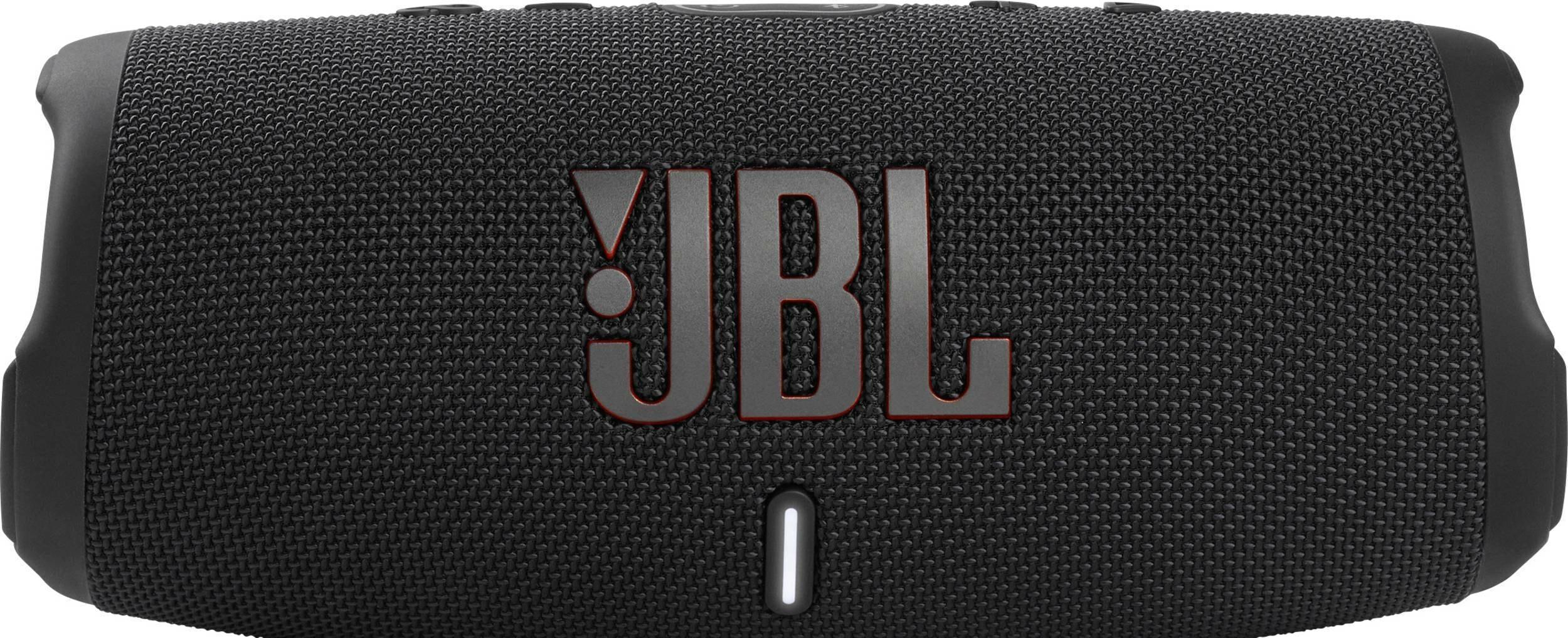 Беспроводная колонка JBL Charge 5 (черный)