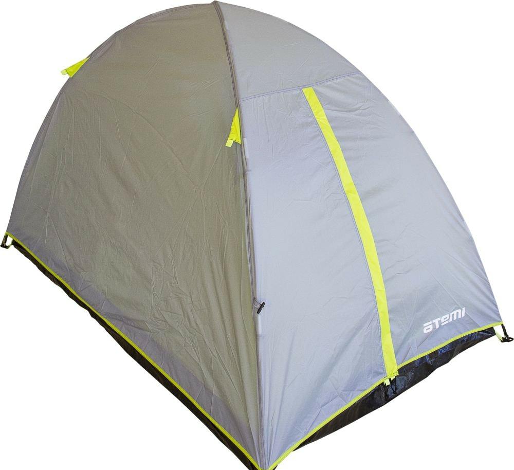 Треккинговая палатка Atemi Compact 2 CX