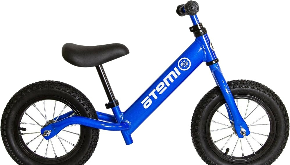Беговел Atemi Turbo ABBK01D (синий)