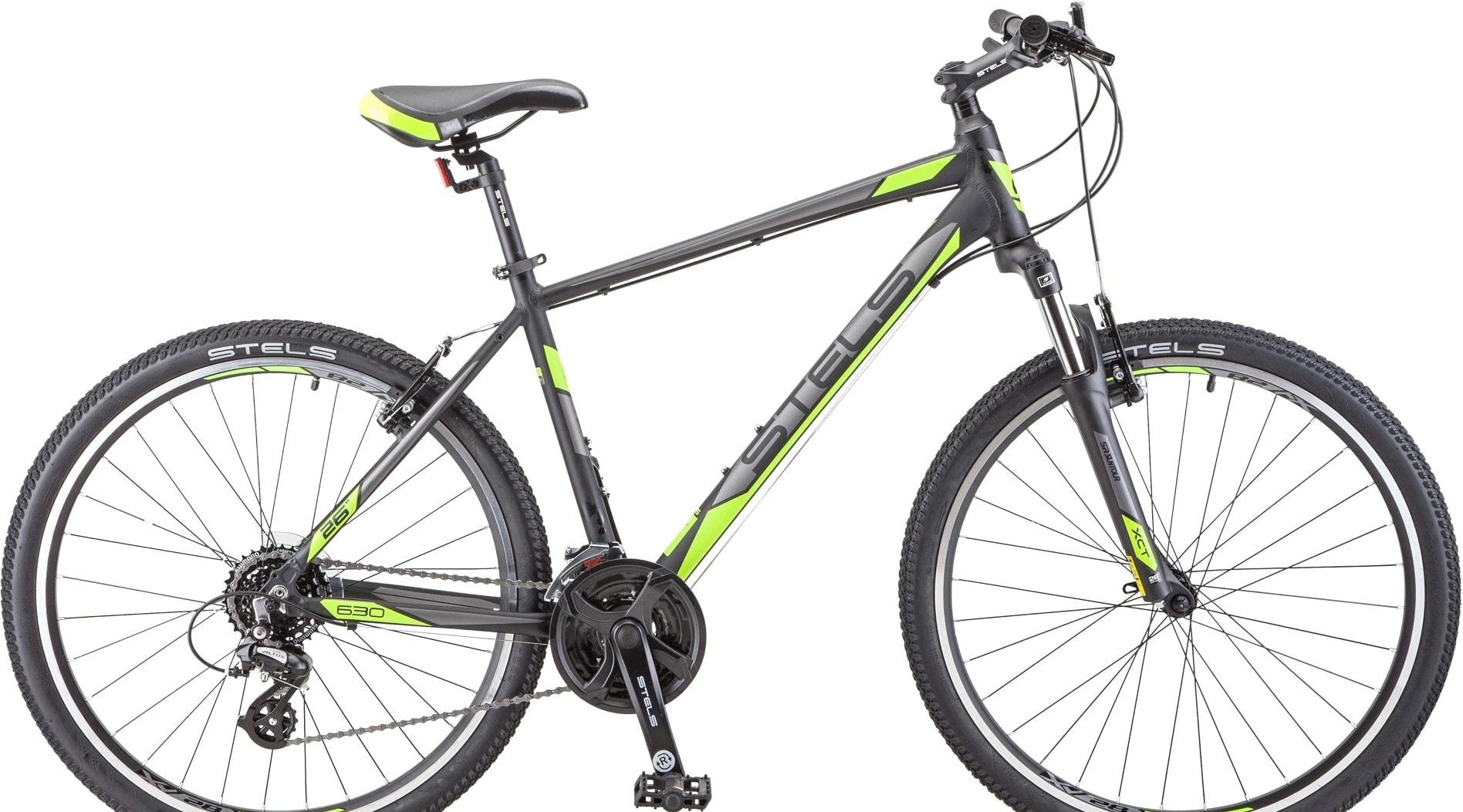 Велосипед Stels Navigator 630 V 26 K010 р.18 2020
