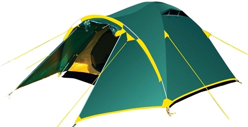 Треккинговая палатка TRAMP Lair 4 v2