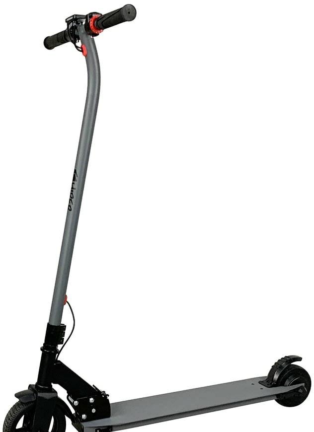 Электросамокат Hiper Slim VX560 (серый)