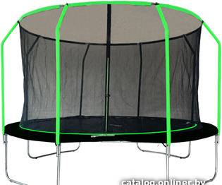 Батут MiSoon 312-10ft-4-Pro (внутренняя сетка)
