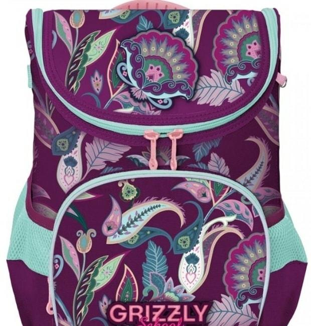Рюкзак Grizzly RAn-082-2 (фиолетовый)