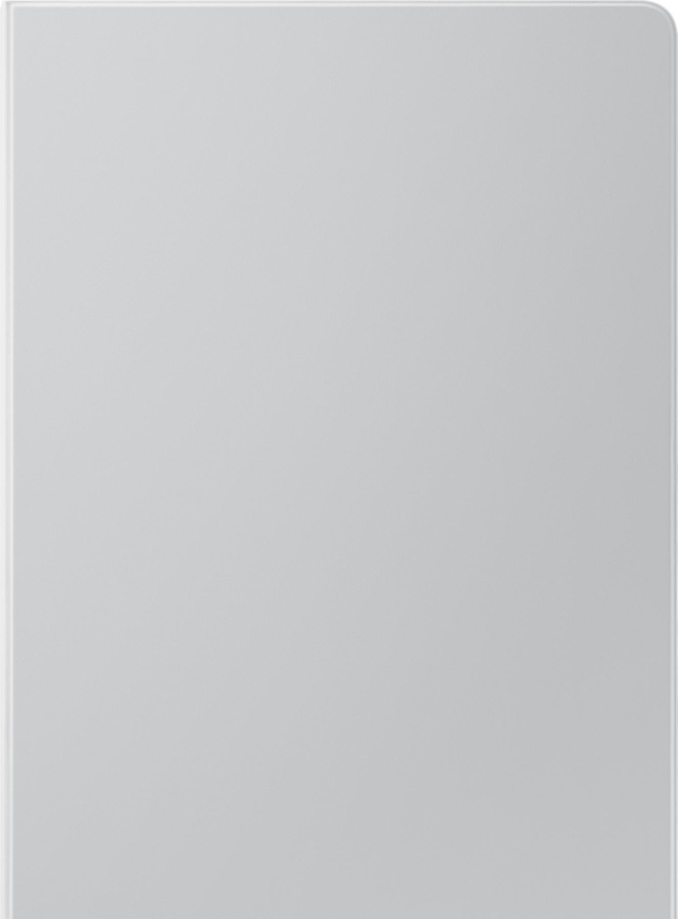 Чехол для планшета Samsung Book Cover для Samsung Galaxy Tab S7+/S7 FE (светло-серый)