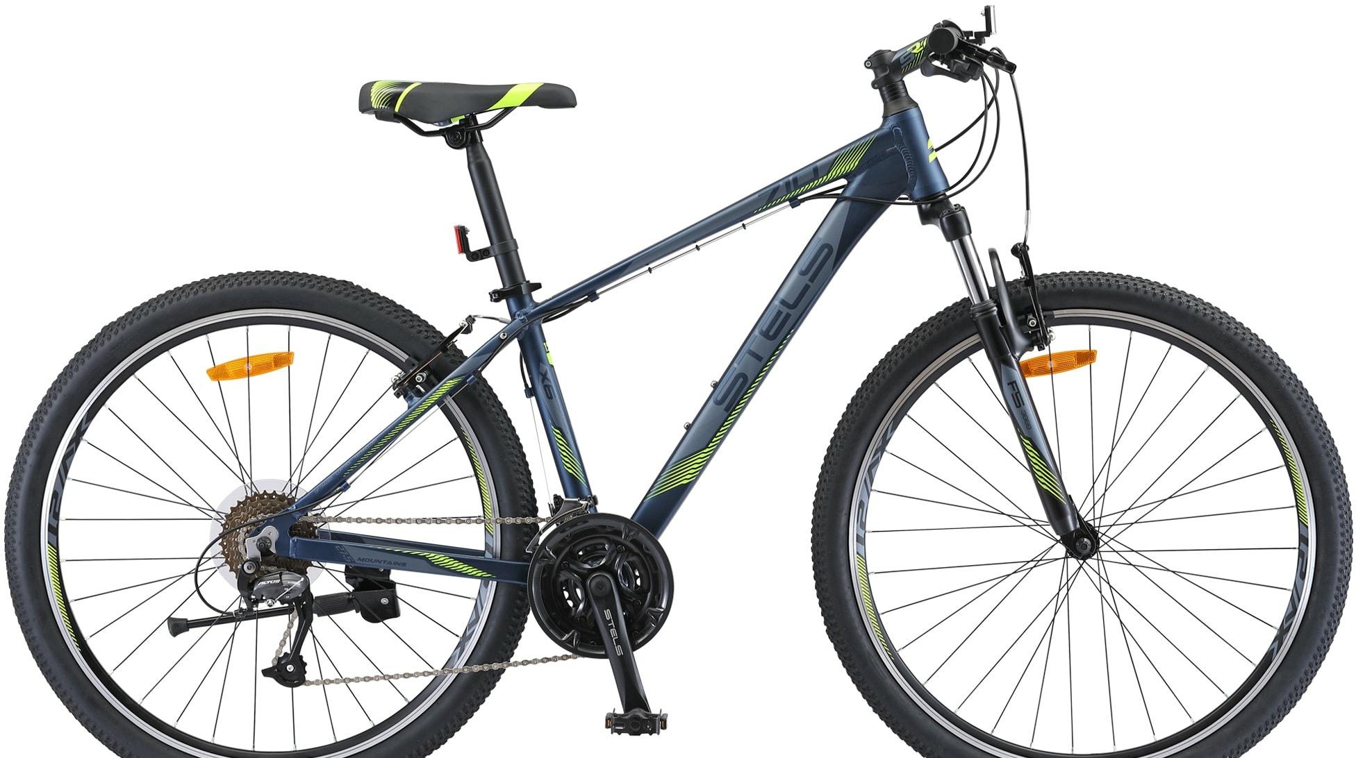 Велосипед Stels Navigator 710 V 27.5 V010 р.15.5 2020