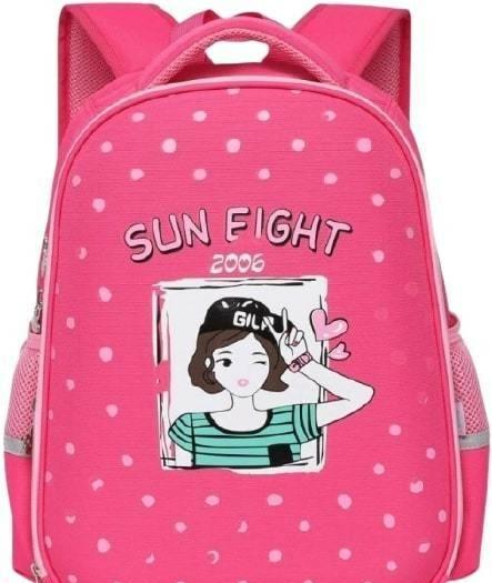 Рюкзак Sun Eight SE-2689 (розовый)