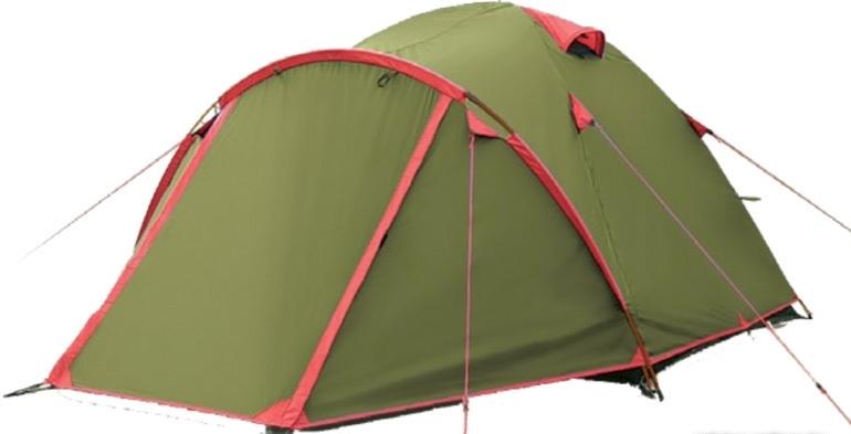 Треккинговая палатка Tramp Lite Camp 3