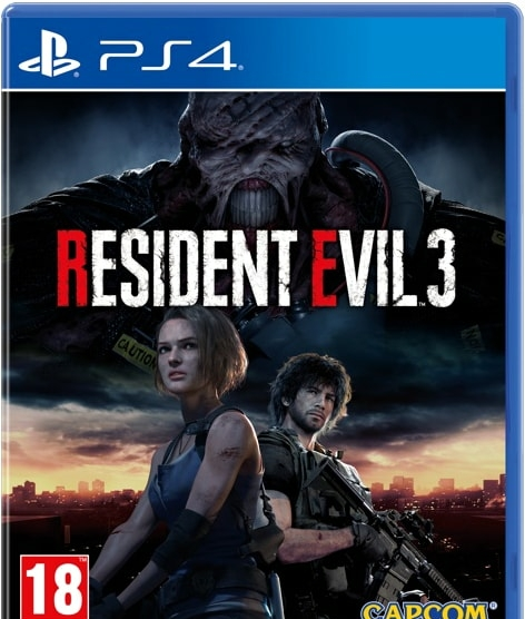 Resident Evil 3 для PlayStation 4