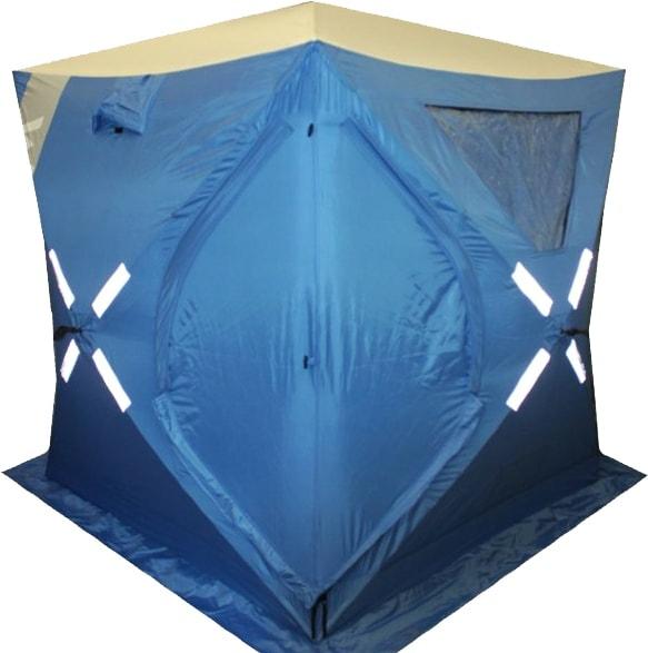 Палатка для зимней рыбалки Woodland IceFish 2 (синий)