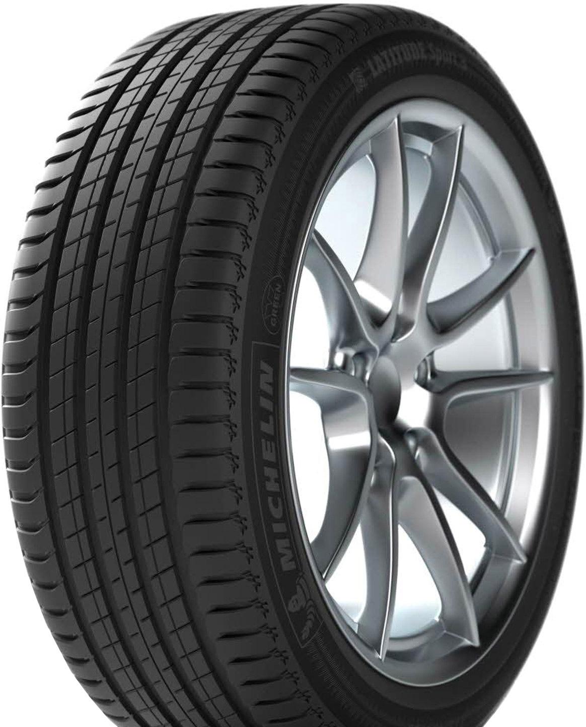 Автомобильные шины Michelin Latitude Sport 3 235/55R18 100V