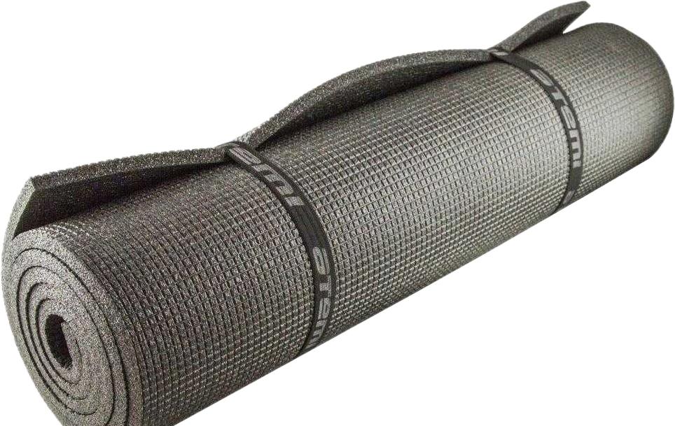 Туристический коврик Atemi 1800x600x10 мм (антрацит)