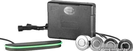 Парковочный радар Aviline MP-277 LED-F4S (серебристый)