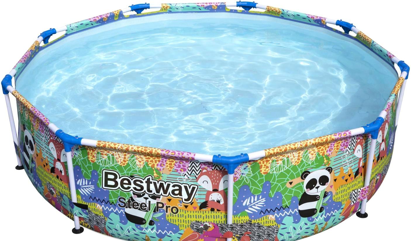Каркасный бассейн Bestway Steel Pro 5612F (274×66)